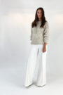 Ivory Trousers 1