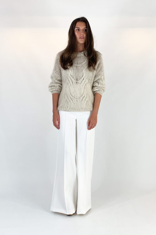Ivory Trousers 2