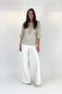 Ivory Trousers 3