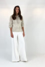 Ivory Trousers 4