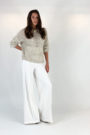 Ivory Trousers 5